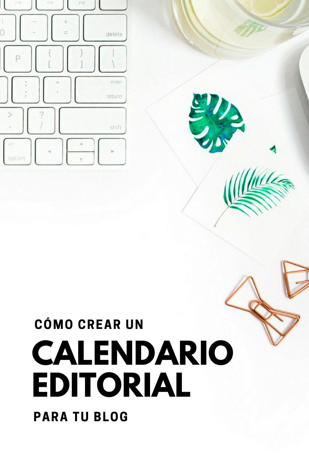 Cómo crear un calendario editorial para tu blog | marysocoortiz.com